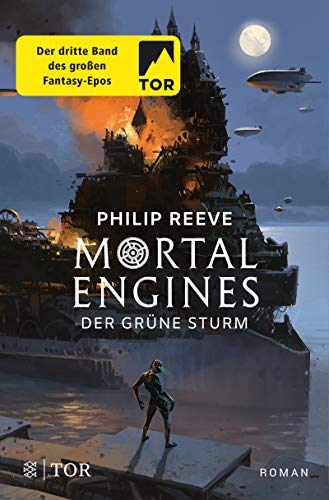 Mortal Engines - Der Grüne Sturm: Roman (Neuheit-film)