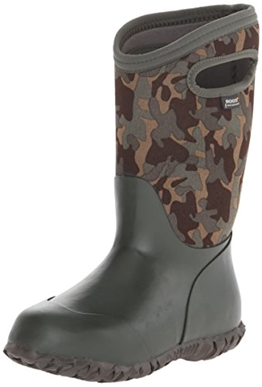 Bogs Durham Toddler US 10 Green Rain Boot