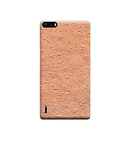 Ebby Premium 3d Desinger Printed Back Case Cover For Huawei Honor 6 Plus (Premium Desinger Case)