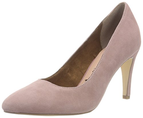 Tamaris Damen 22473 Pumps, Pink (Mauve), 40 EU