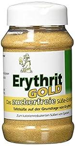 EUROVERA Erythrit GOLD, 6er Pack (6 x 400 g)