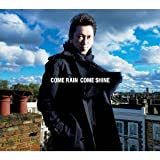 Tomoyasu Hotei - Come Rain Come Shine (CD+DVD) [Japan LTD CD] TOCT-29124 by Tomoyasu Hotei