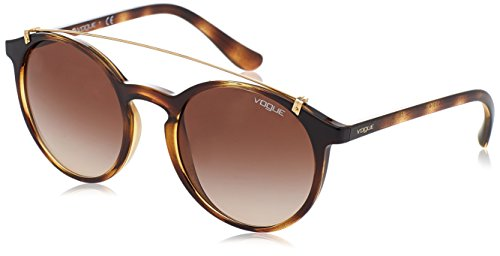 Vogue Eyewear Damen 0VO5161S W65613 51 Sonnenbrille, Braun (Dark Havana/Browngradient)