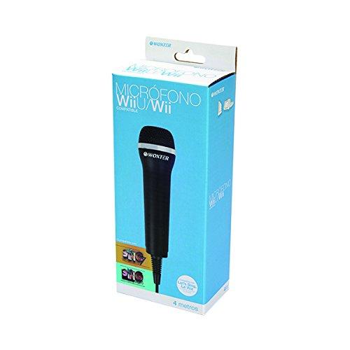 Blade - Micrófono Woxter (Nintendo Wii, Wii U)