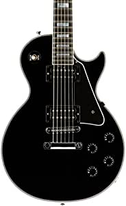 Gibson Les Paul Custom - Ebony - Chrome