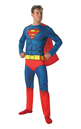 Rubie 's Offizielle Comic Superman Herren Fancy Kleid -