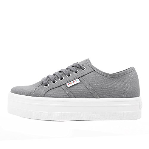 Victoria Blucher Lona, damen Sneakers Beige (gris)