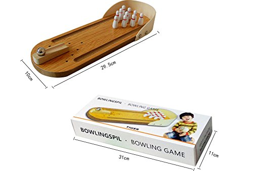 eshowy-wooden-mini-bowling-game