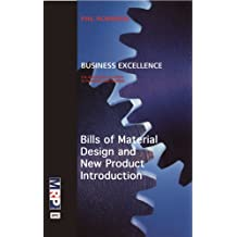 Bills of Material, Design and New Product Introduction (Business Excellence) (English Edition)