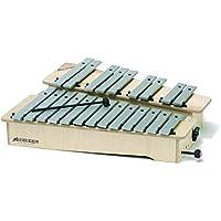 Gitre 782/S Sopran-Metallophon diatonisch und chromatische Set (2 Stück)