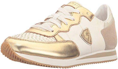 Skechers Originals Women's Retros OG 98 Crystal Cutie Fashion Sneaker, Gold, 8.5 M US (Crystal Cuties)