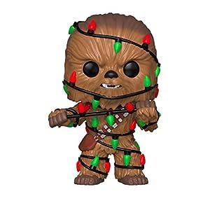 Funko Pop Chewbacca con luces de Navidad (Star Wars 277) Funko Pop Star Wars