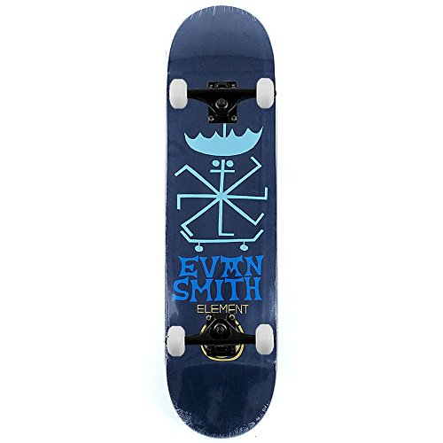 element-skateboard-evan-smith-taldea-pro-skateboard-complet-bleu-201cm