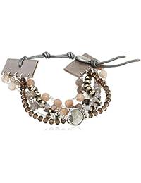 Chan Luu Women Brass Statement Bracelet