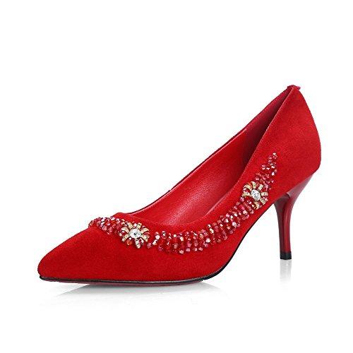 Red 4f0x4d Escarpins Pour Femme Balamasa xvw6AqBOw