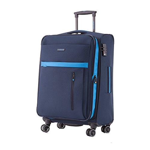 Travelite Laptop Rollkoffer 82667 Mehrfarbig 98.0 liters