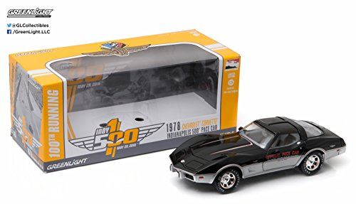 greenlight-collectibles-1978-chevrolet-corvette-indianapolis-500-pace-car-1-24-scale