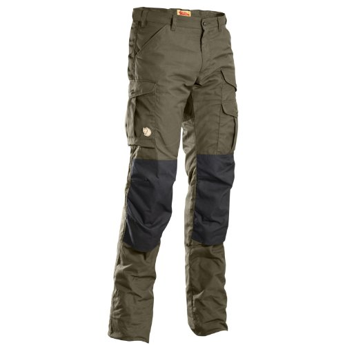 Fjällräven Herren Barents Pro Winter Outdoor Hose Dark Olive/Black