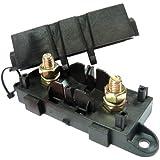 K24 - Sicherungshalter 9399 zekeringhouder, zwart, ca. 97 x 39 x 39 mm