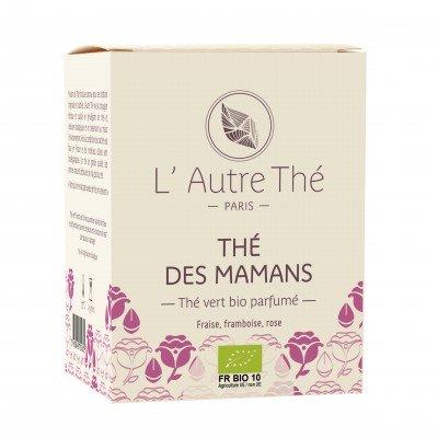 L'Autre Thé - Thé Vert Bio Fruité Et Fleuri Thé Des Mamans