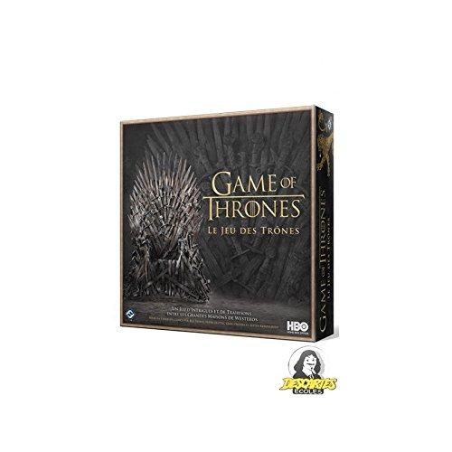 Asmodee-Game of Thrones: El Juego de los trônes, ffhbo11, no precisa