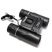 FELiCONŽ Compact Binoculars Waterproof Lightweight 20??22 Binoculars Telescope Optic Zoom Lens FMC BaK4 for Kids and Adults Outdoor Portable Binoculars for BirdWatching Hunting Traveling