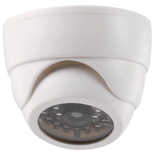 Dummy Fake CCTV Sicherheit Dome Kamera-verstellbar-Köder Nachahmung -