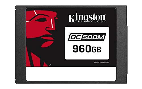 Kingston Data Centre DC500M (SEDC500M/960G) Enterprise Solid-State-Laufwerkes -SSD 2,5 Zoll, 960GB
