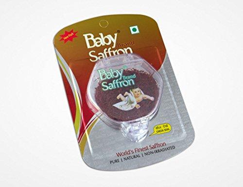 Baby Brand Saffron, 1g