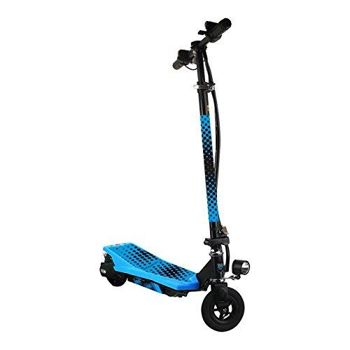 "SmartGyro Viper Patín Scooter Eléctrico, Unisex Niños, Azul, 6"""