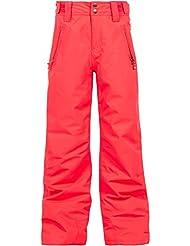 Pantalon De Snow Para Niña Protest Hopkinsy Rosado Cerise (6 Años De Edad , Rosado)