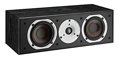 Dali Spektor Vokal Centre Speaker (Black) by DALI