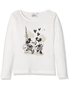 Z T-Shirt Minnie Vintage Écru, Camiseta para Niñas