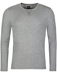 Strellson - Haut de pyjama - Uni - Manches Longues - Homme