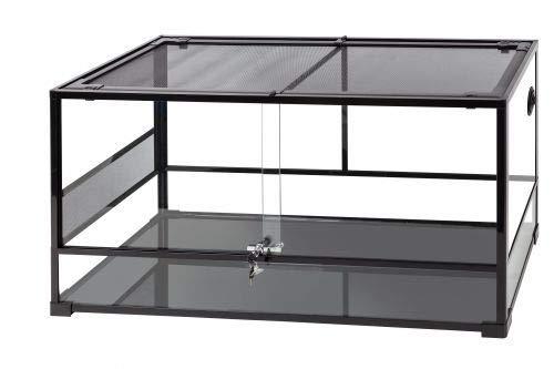 ReptiZoo Glas-Terrarium 120x45x60 cm,(LxBxH) zerlegbar - verschickbar! RK0223 (ohne Inhalt)
