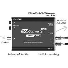 Conversor/Escalador de Vídeo LUMANTEK EZ Converter CVBS to 3G/HD/SD-SDI