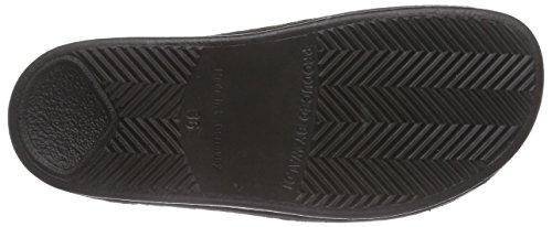 Riad Pantolette Unisex Schwarz schwarz erwachsene Comfort Finn wCqgtIq