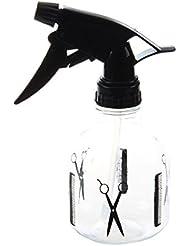 SODIAL(R) 300ml Plastique Coiffure Flacon pulverisateur Bocal Canette Plante Fleur eau pulverisateur