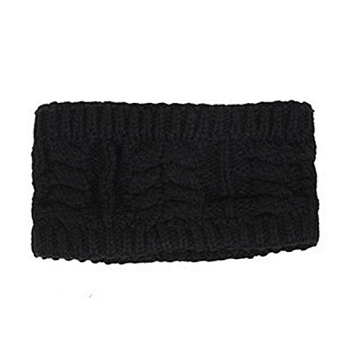 Maglieria di lana fascia Cap- iParaAiluRy unisex Cappello Copricapo moda