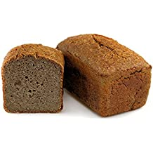 Bio Buchweizenkeimbrot 500 g | aus gekeimten Buchweizen | hefefrei weizenfrei vegan | frisches saftiges Brot aus glutenfreien Rohstoffen