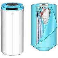 LIXYFHGJ Secador eléctrico Redondo Inteligente del hogar Guardarropa de la desinfección de la Capacidad Grande de