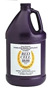 Farnam Red Cell - 3.8 litre - vitamin-iron-mineral supplement by William Hunter Equestrian