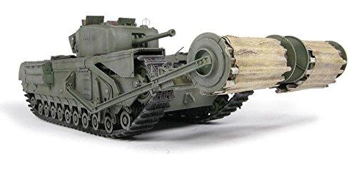 Unbekannt AFV-Club DH96010 - Modellbausatz Churchill Mk IV w Carpet LayerTypeBTwi (Club Der Churchill)