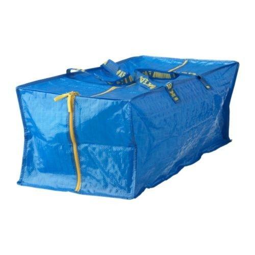 FRAKTA Tasche für Karre, Polypropylene, Blau, 73 x 35 x 30 cm