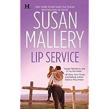 Lip Service (Mills & Boon M&B) (Lone Star Sisters, Book 3)