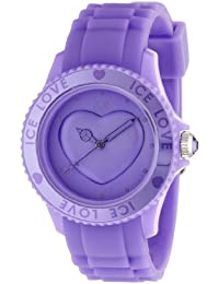Ice-Watch Armbanduhr ice-Love Unisex Violett LO.LR.U.S.11