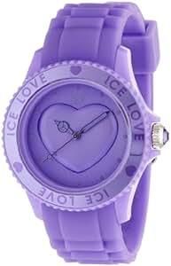 Ice-Watch Armbanduhr ice-Love Small Violett LO.LR.S.S.11