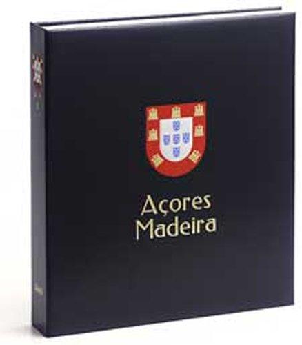 Preisvergleich Produktbild DAVO 1731 Luxus Briefmarken-Album Azoren/Madeira I 1980-1995