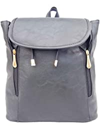 Flair PU Purse Mini Backpack Leather Bag for Women & Girls