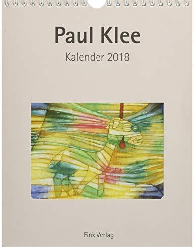 Paul Klee 2018: Kunst-Einsteckkalender